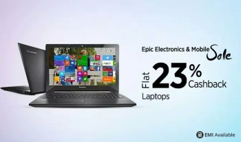 Discount coupons for laptops on paytm