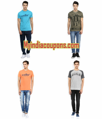 snapdeal mens clothing get upto 80 on celio mens