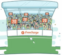 Freecharge coupons code today for old users