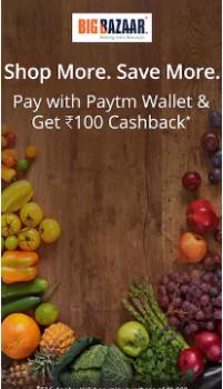 aaf04cda2a BigBazaar Paytm Cashback Offer
